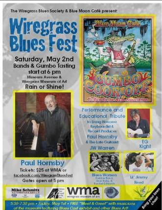 Poster Wiregrass Fest 050215